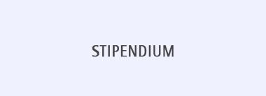 STIPENDIEN